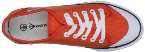 Dunlop Montana Damen Schnürhalbschuhe Orange  - orange