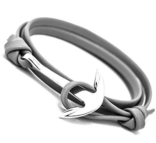 Lederarmband Echt Leder Armband Surferarmband Herren Männer Flechtarmband Zu Den Ersten äHnlichen Produkten ZäHlen Armbänder Uhren & Schmuck