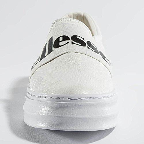 Ellesse Mujer Zapatos / Sneakers Heritage Panforte Vulcanizado Blanco