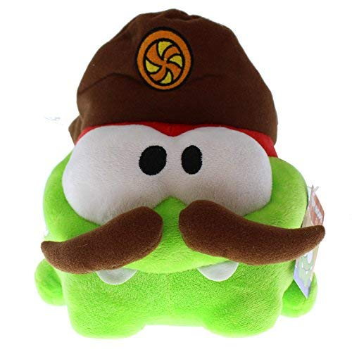 Om Nom Pirate Plush - Cut The Rope - 20cm 8""