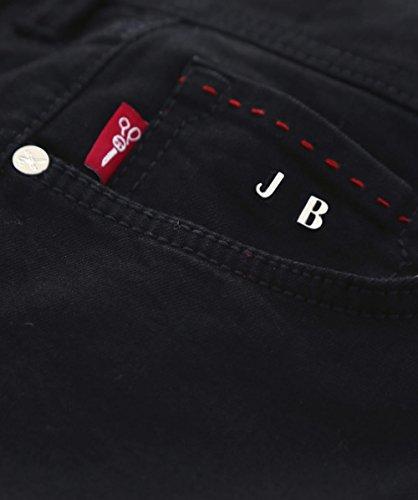 Tramarossa Slim Fit Leonardo Jeans Noir Noir
