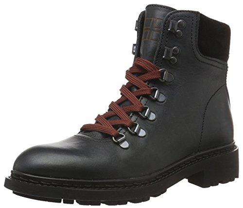 Napapijri Damen Reese Combat Boots Schwarz (black N00)
