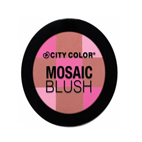 CITY COLOR Collection Mosaic Blush Pink Glow