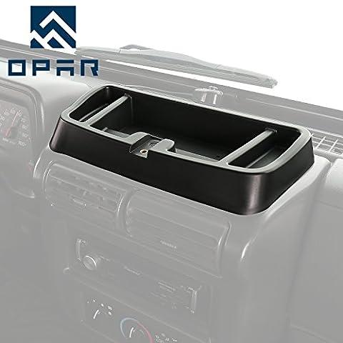 Opar Upper Dash Panel avec Dash Multi-Mount Phone Kit