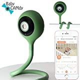 Baby CAMdy - Babyphone mit Kamera WiFi HD 1080p⎮Baby Krippe Anbringen⎮Smart APP iOS/Android (Pickle CAMdy)