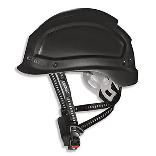 Preisvergleich Produktbild Uvex Schutzhelm Pheos Alpine, Farbe:schwarz