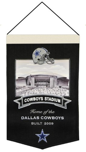 Winning Streak NFL Dallas Cowboys Stadion Collection Banner