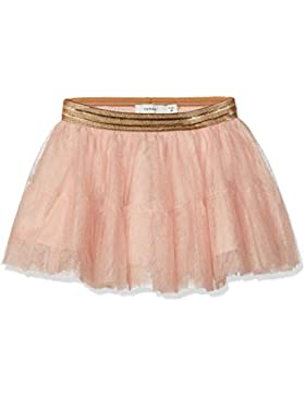 NAME IT Baby-Mädchen Rock Nmftullu Tulle Skirt Noos