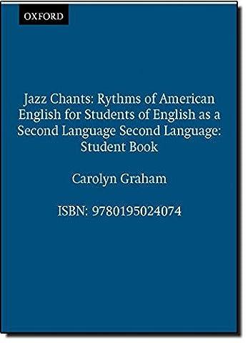 Carolyn Graham - Jazz : chants 1, 2 et
