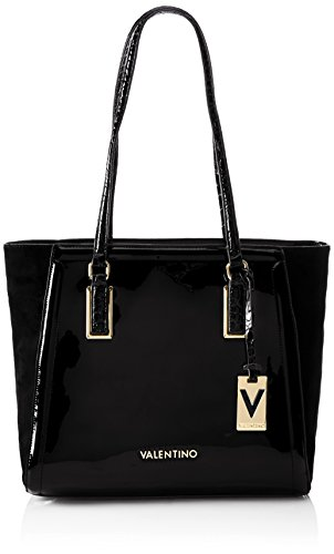 valentino-womens-luxor-shoulder-bag-black-schwarz-nero