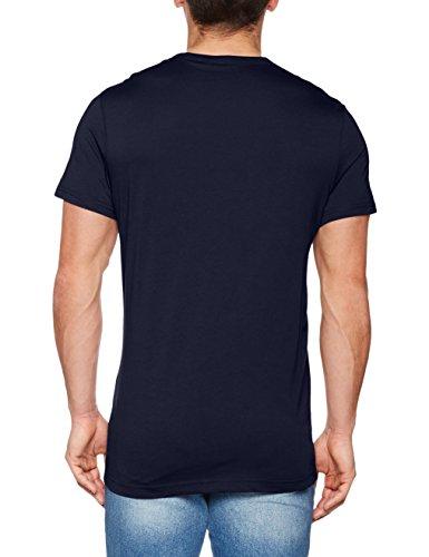 G-STAR RAW Herren T-Shirt Cadulor R T S/S Blau (Sartho Blue 6067)