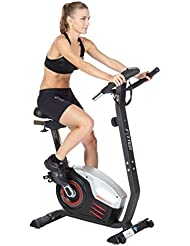 Fytter RA-05R - Bicicletas estáticas y de spinning para fitness, color negro