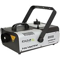 Ibiza LSM1200PRO - Máquina de efectos (1200w), color negro