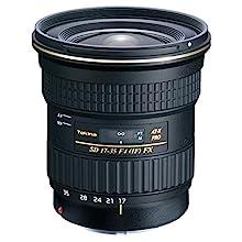 Tokina 17-35 mm/F 4,0 at-X PRO FX Objektiv (Canon EF/EF-S-Anschluss,True)