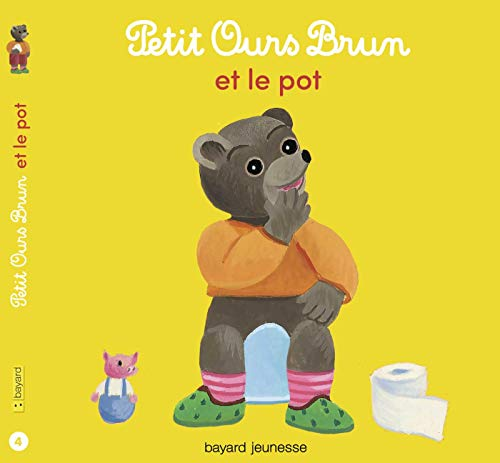 Petit Ours Brun et le pot (Petit Ours Brun tout-carton)