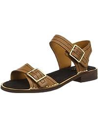 Tamaris 11 28167 26 438 - Sandalias de vestir de Piel para mujer, color Marrón, talla 40