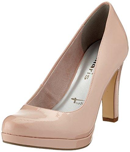 Tamaris 22426, Zapatos de Tacón Para Mujer, Rosa (Rose Patent), 38 EU