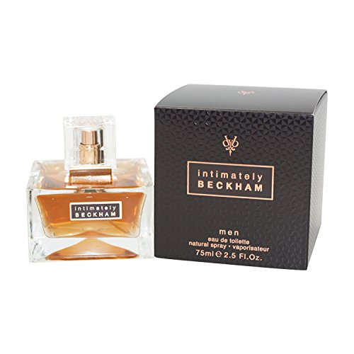 David Beckham Intimately Beckham Eau De Toilette for Men, 75 ml