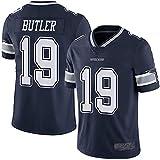 Soulsign NFL-Trikot Rugby Dallas Cowboys Dallas Cowboys Nr. 19 Cooper,black-2-19,XL