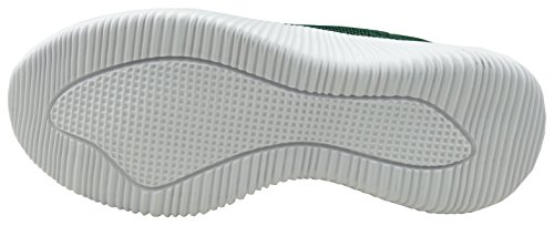 Gibra Men Sneaker Scarpe Sportive, Art. 2237, Molto Leggero E Confortevole, Verde, Gr 41-46 Verde