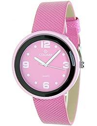 Colmar 1639-435 Reloj Analogico para Chica Caja De Metal Esfera Color Rosa