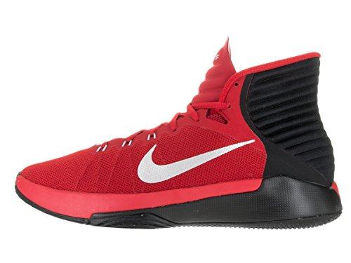 Nike Herren Prime Hype Df 2016 Basketballschuhe Rot