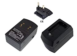 Charger For Sony Cyber-shot Dsc-rx1, Dsc-rx100, Dsc-hx50, Dsc-hx50Vb Dsc-hx50vb, Hd-mv1, Cyber-shot Dsc-rx100b, Passt For Den Typ Np-bx1