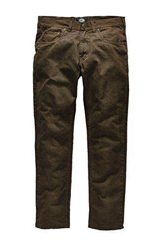 dickies-streetwear-male-pants-alamo-pantaloni-sportivi-uomo-marrone-timber-taglia-produttore-34-34
