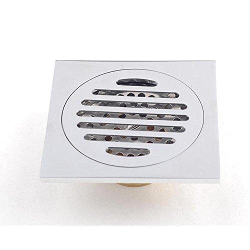 X&L Piazza cintura fibbie deodorante scarico all'aperto grande drenaggio rame
