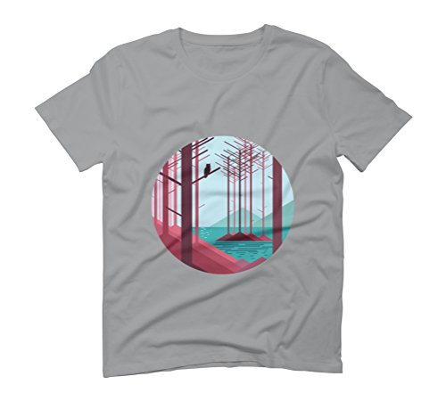 The guardian of the forest Men's Graphic T-Shirt - Design By Humans Opal