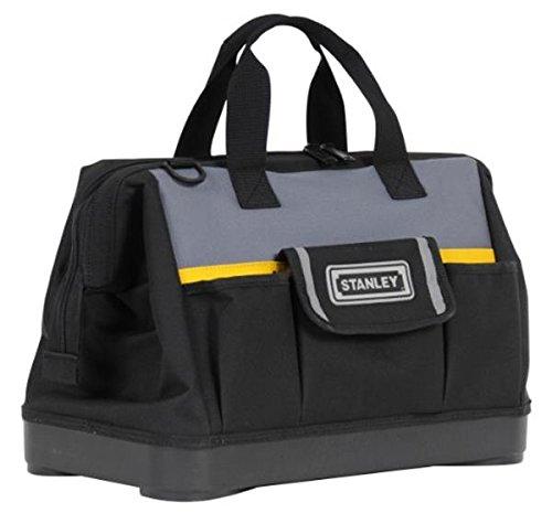 Stanley Werkzeugtasche, 44.7×27.5×23.5 cm, 600 Denier Nylon, verstellbarer Schultergurt, wasserdicht, 1-96-183 - 2