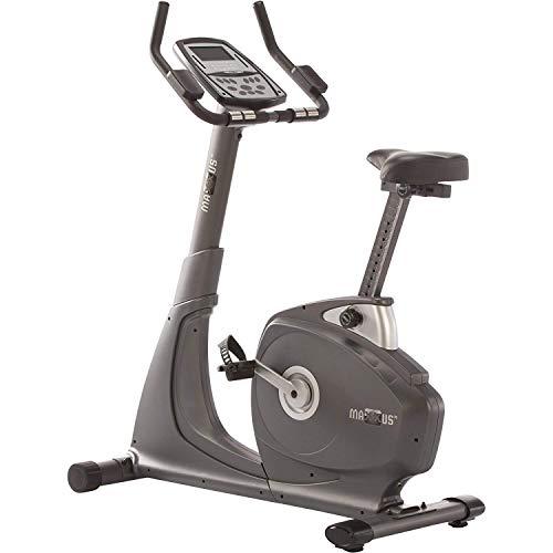 Ergometer Bike MAXXUS 7.0 - Heimtrainer In Studioqualität Als Trainingsgerät Für Zuhause 120Kg Max. Benutzergewicht - Tiefer Einstieg, Ideal Auch Für Ältere Und Große Personen - Magnetbremssystem