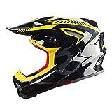 WWUX Off Road Helm Motorradhelme Motocross Helme ATV Dirt Bike Motorrad Racing Erwachsene Schutzhelme,D-M