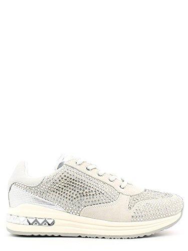 CAFèNOIR  ODA643 Bianco, Damen Sneaker Weiß Bianco Beige
