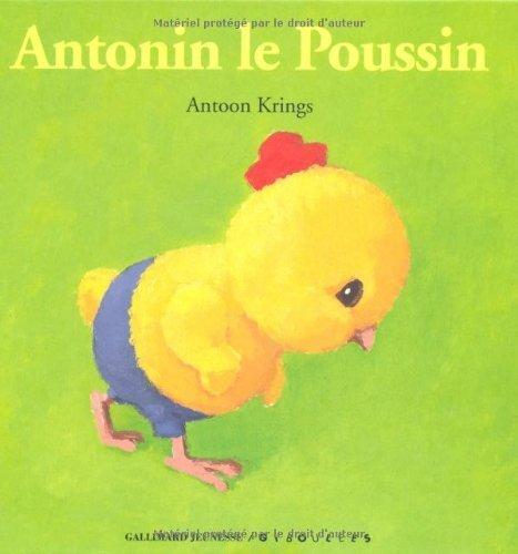 Antonin le poussin by Krings, Antonin (2000) Hardcover