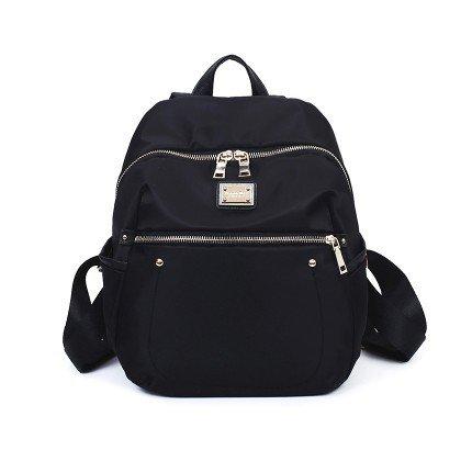 Mefly Nuova Borsa Zaino Moda Coreano Oxford Borsa Di Stoffa Blu black