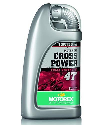 OLIO SINTETICO MOTOR 4T MOTOREX CROSS POWER 10w50