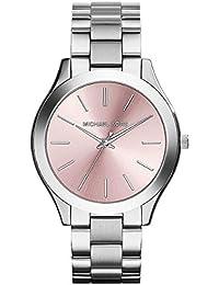 Michael Kors para mujer-reloj analógico de cuarzo de acero inoxidable MK3380