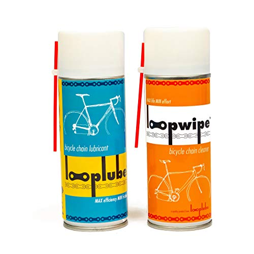 Looplube LBCOMBO1 Bicycle Chain Lubricant
