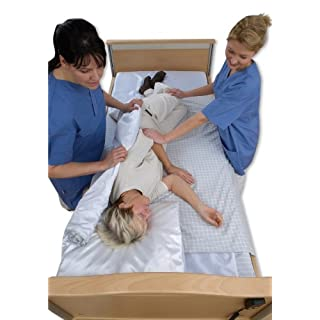 NRS Healthcare Wendylett 4-Way Glide Draw Sheet Transfer Aid (Eligible for VAT Relief in The UK)