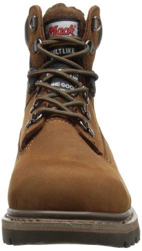 Mack Boots  Master, Chaussures de sécurité homme Brun (rocky Brown)