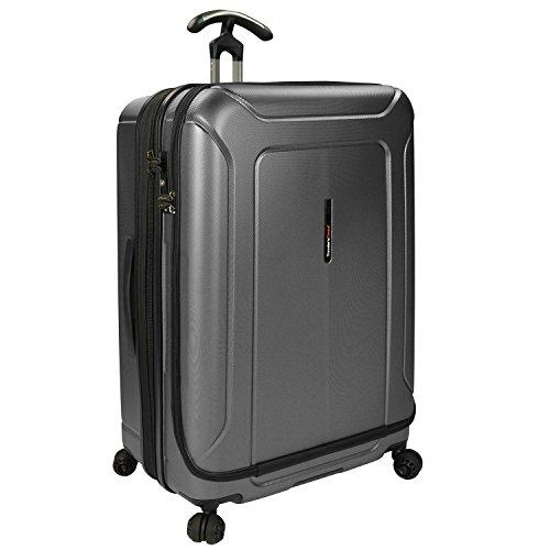 travelers-choice-30-luggage-set-grey