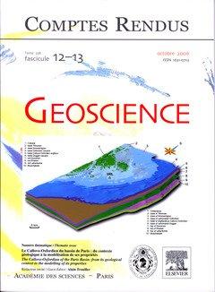 Comptes Rendus Académie des Sciences, Geoscience, Tome 338, Fasc 12-13, Oct 2006 : le Callovo-Oxford par Trouiller Alain