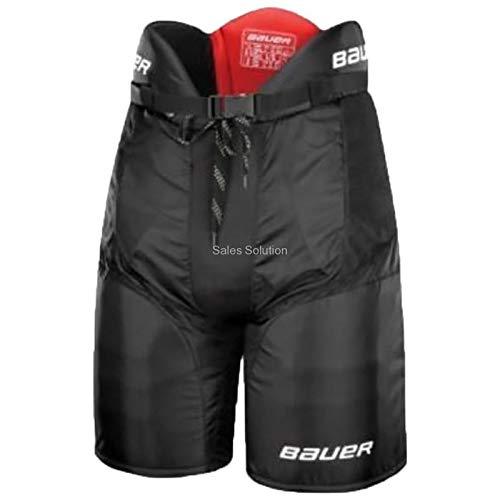Bauer Vapor X700 Hose Junior, Größe:Junior L;Farbe:schwarz (Eishockey Hose Junior)