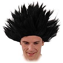 Disfraces FCR Peluca ninja goku color negro