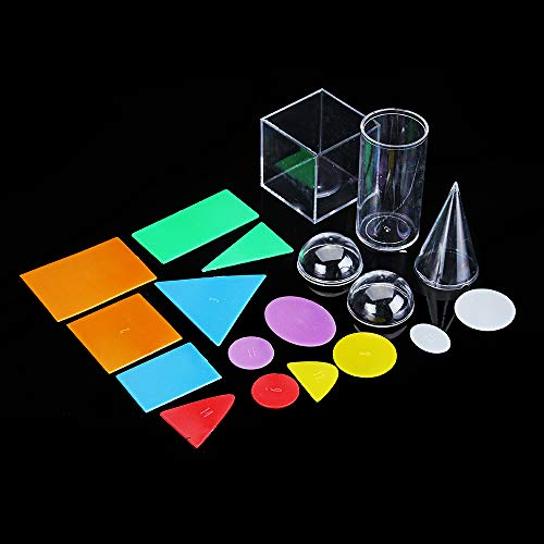 RanDal Querschnitt Durch Geometrische Feststoffe Zur Erforschung Der Geometrie Manipulative Mathematik Spielzeuge