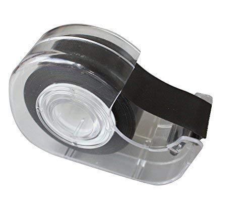 Magnet Klebeband 3mx19mm + Abroller Magnetband Tape selbstklebend Magnetstreifen