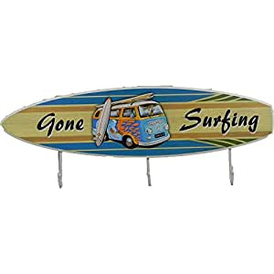 Planche de surf Crochet mural – Gone Surfing