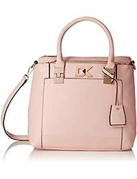 Diana Korr Women's Handbag (Pink) (DK118HLPNK)