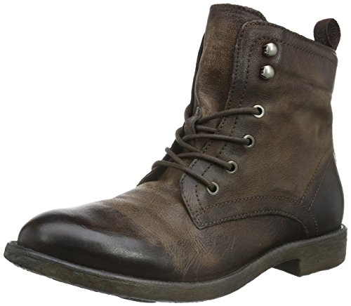 Mjus325206-0201-6113 - Stivali bassi con imbottitura leggera Uomo , Marrone (Braun (cacao)), 43